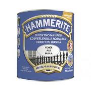 Email pentru metal Hammerite lucios, alb 2,5 l