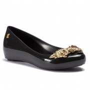 Балеринки MELISSA - Ultragirl Flower Chrom 32655 Black/Gold 50919