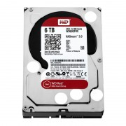 "HDD 3.5"", 6000GB, WD Red, 64MB Cache, SATA3 (WD60EFRX)"