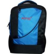 Spyki 14 inch Laptop Backpack(Blue, Black)