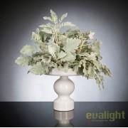 Aranjament floral design LUX Cineraria, 40x55cm