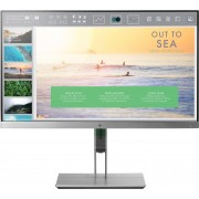"HP EliteDisplay E233 HO 23"" Full HD LED Black, Silver computer monitor"