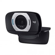 Logitech C615 Webcam 8 MP 1920 x 1080 pixels USB 2.0 zwart - webcams (8 MP, 1920 x 1080 pixels, 1080p, 720p, 1920 x 1080 pixels, 8 MP, auto)