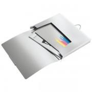 Mapa Jumbo LEITZ Style, latime 30mm, plastic PP - alb arctic