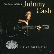 Video Delta Cash,Johnny - Man In Black-Definitive - CD