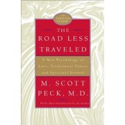 The Road Less Traveled: A New Psychology of Love, Traditional Values, and Spiritual Growth, Hardcover