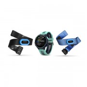 Smartwatch Garmin Forerunner 735XT, Midnight/Albastru Frost