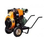 4LD 820 LY3 MS Antor Motopompa de presiune diesel , motor 17 Cp , inaltime de refulare 65 m , debit 1332 l/min