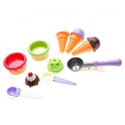 Power Trc Sweet Treats Ice Cream Parlor Fast Food Play Set Toy For Kids
