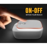 Royal Mobiles LED Touch Lamp With USB Port Charger
