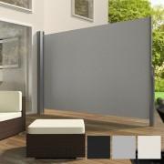 Kihúzható árnyékoló fal 160x300 cm - Szürke