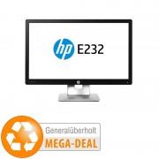 "HP EliteDisplay E232, 58,4 cm / 23"", 1920 x 1080, IPS (generalüberholt)"