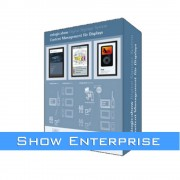 Digital Signage Management-System enlogic enterprise internet