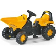 Tractor Cu Pedale Copii ROLLY TOYS 024247 Galben