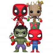 Colección Funko Pop! - Marvel Holiday - Marvel