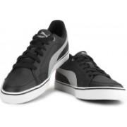 Puma Court Point Vulc Sneakers For Men(Black)