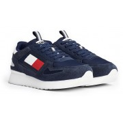 Tommy Hilfiger tamno plave muške tenisice Tommy Jeans Lifestyle Runner