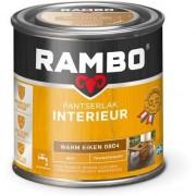 Rambo Pantserlak Interieur Transparant Mat - 250 ml Warm eiken