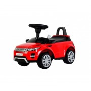 Dječja guralica Range Rover Evoque crvena