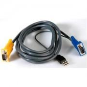 Roline VALUE KVM Cable (USB) za 14.99.3222/.3223, 3.0m