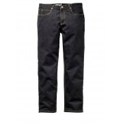 men plus Jeans Men Plus Black stone