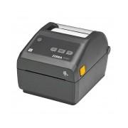 Zebra ZD420, Impresora de Etiquetas, Transferencia Térmica, 203 x 203 DPI, USB 2.0, Ethernet, Bluetooth 4.1, Gris ― ¡Compra y recibe un código de Windows con valor de $300 pesos! Un código por cliente.