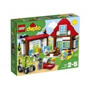 Set de constructie LEGO DUPLO Aventuri la ferma