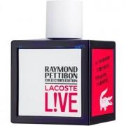 Lacoste Live Raymond Pettibon Collector's Edition eau de toilette para hombre 100 ml
