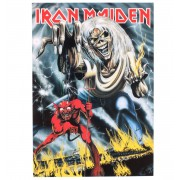 Képeslap Iron Maiden - ROCK OFF - IMPC-07