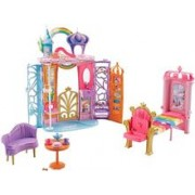 Set Jucarii Barbie - Fairy Fold Away Castle