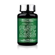 Euro Vita-Mins 120 tabl. Scitec Nutrition