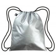 LOQI Plecak LOQI Metalic Silver