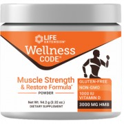 Wellness Code® Muscle Strength & Restore Formula, 3.32 oz