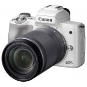 Canon EOS M50 + 18-150mm (biały)
