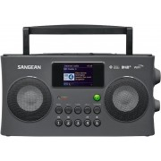 Internet rádió média lejátszó DAB+ FM-RDS rádió, USB, WFR-29C
