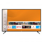 Televizor LED Horizon 65HL7590U, Smart TV, 164 cm, 4K Ultra HD, Wi-Fi, Ci+, Clasa A+, Negru