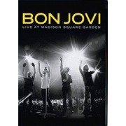 Bon Jovi Live at Madison DVD-multicolor Onesize Unisex