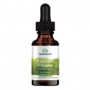 Swanson Męczennica Cielista (Passion Flower) Extract 29,6 ml krople