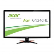 Monitor Acer GN246HLBBID 24 inch 1ms Black