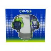Police To Be Mr Beat подаръчен комплект EDT 40 ml + душ гел 100 ml за мъже