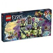 LEGO Elves kocke Breakout from the Goblin Kings Fortress - Beg iz tvrđave Goblin kralja 695 delova 41188