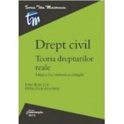 Drept Civil. Teoria Drepturilor Reale Ed.2 - Iosif Robi Urs PetrutA-Elena Ispas