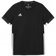 adidas T16 Team T-shirt Kids - zwart - Size: 116