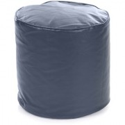 Home Story Round Ottoman L Size Grey Cover Only