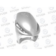 Voorkap Piaggio ZIP 2000 Kleur: Zilver