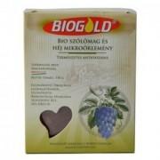 Biogold bio szőlőmagolaj és héj őrlemény - 150g