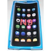Силиконов гръб ТПУ за Nokia N9 Син