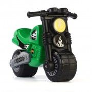 Polesie Wader Ride-on Motorbike 63x38x44 cm Green 1450528