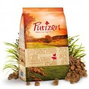 Суха храна без зърно: Purizon Adult черен ангъс и пуешко - 2 x 12 кг