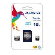 ADATA TECHNO 16GB ADATA SDHC UHS-I CLASS10 (R100MB/S)